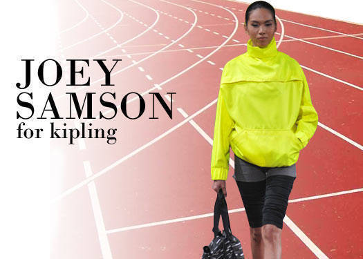 Inquirer Fitness.fashion Cebu:  Joey Samson For Kipling