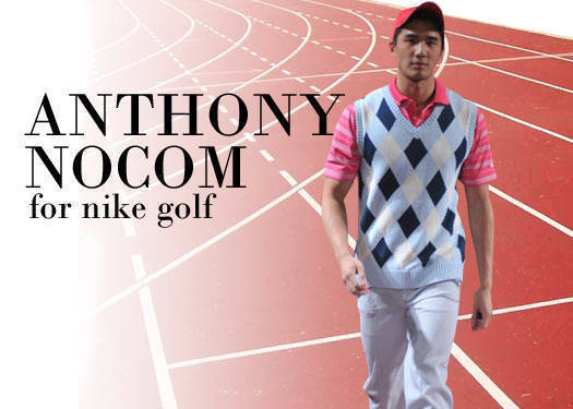 Inquirer Fitness.fashion Cebu:  Anthony Nocom For Nike Golf