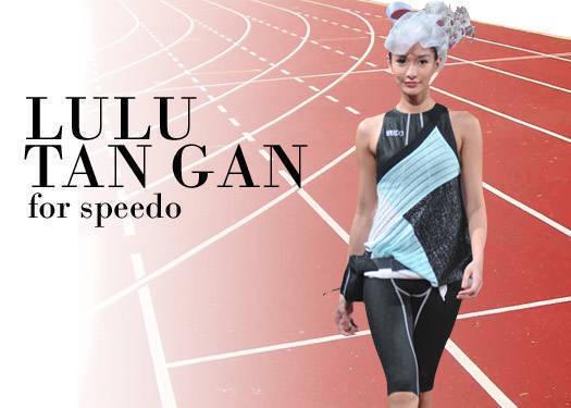 Inquirer Fitness.fashion Cebu:  Lulu Tan-gan For Speedo