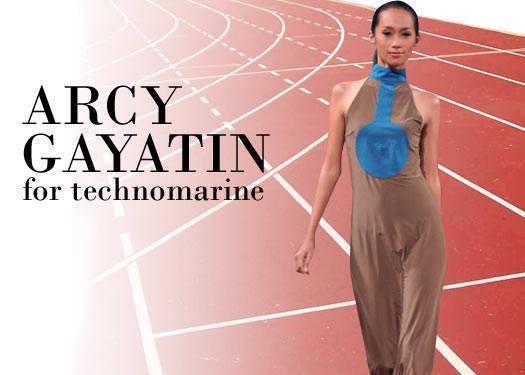 Inquirer Fitness.fashion Cebu:  Arcy Gayatin For Technomarine