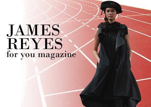 Inquirer Fitness.fashion Cebu:  James Reyes For You Magazine