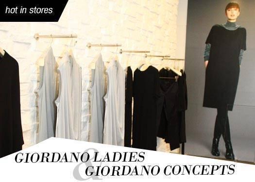 Giordano Concepts And Giordano Ladies