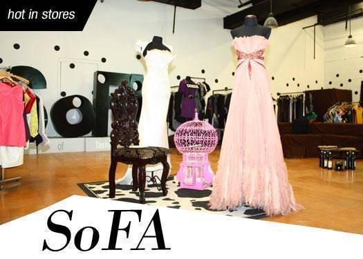 Sofa Retail Lab