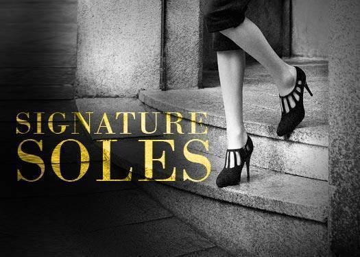Signature Soles 1