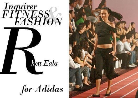 Inquirer Fitness & Fashion: Rhett Eala