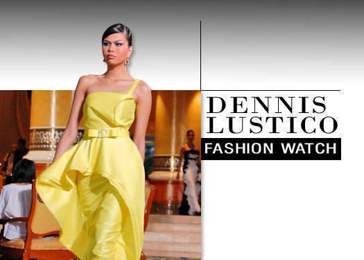 Fashion Watch: Dennis Lustico 1