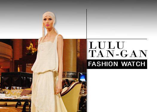 Fashion Watch: Lulu Tan Gan