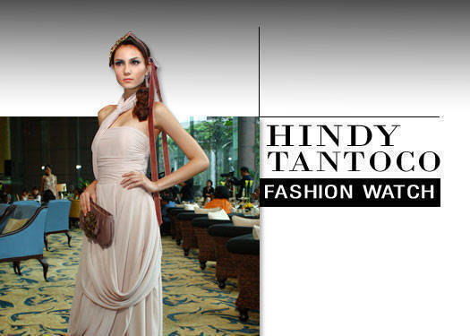 Fashion Watch: Hindy Tantoco