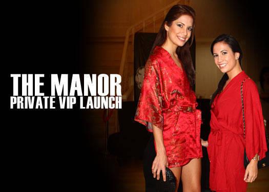 Manor: Private Vip Launch