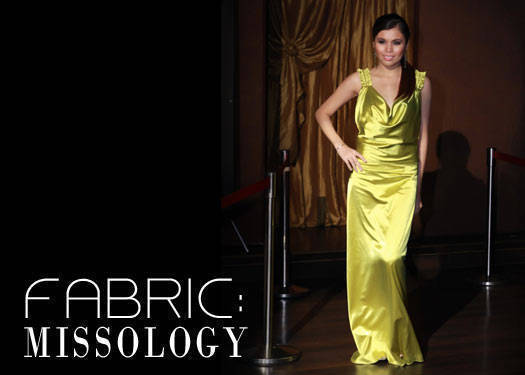 Fabric: Missology 1