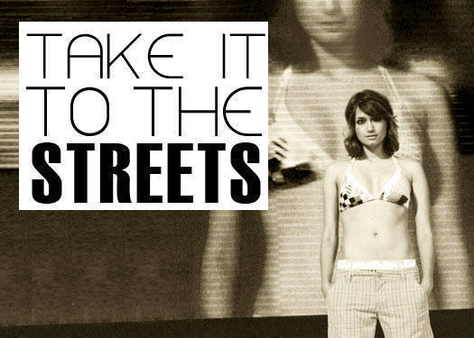 Take It To The Streets 1