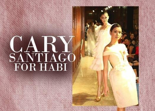 Habi: Cary Santiago