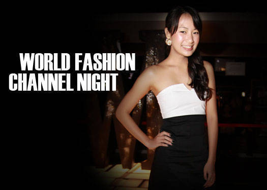 World Fashion Channel Night