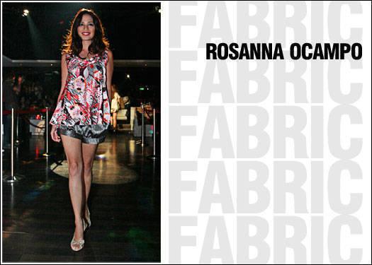 Fabric: Rosanna Ocampo 1