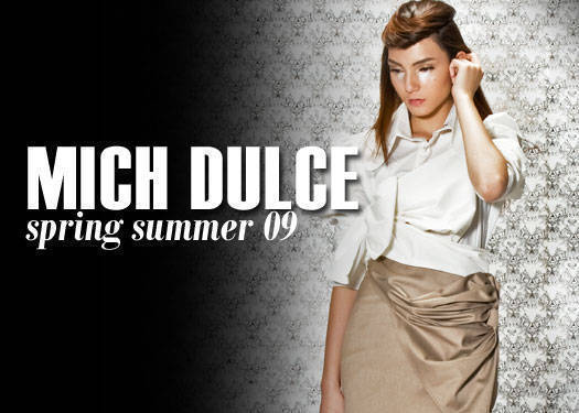 Mich Dulce: Spring/summer 2009