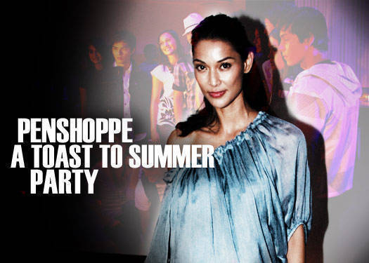 Penshoppe Toast To Summer Party