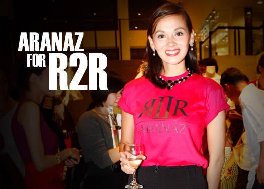 Aranaz For R2r