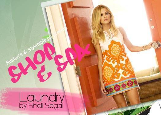 Laundry By Shelli Segal Summer '09