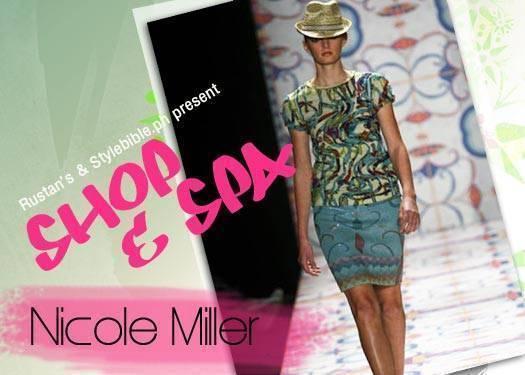 Nicole Miller Summer 'o9