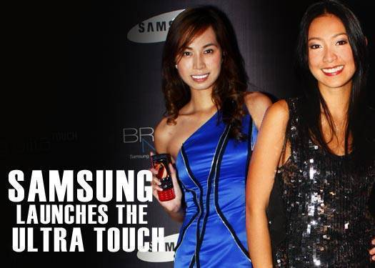 Samsung Launches The Ultra Touch