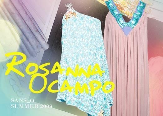 Rosanna Ocampo: Sans_o 2009