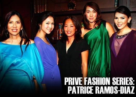 Prive Fashion Series: Patrice Ramos-diaz