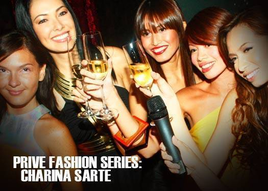Prive Fashion Series: Charina Sarte