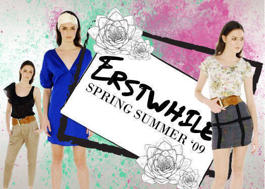 Erstwhile Spring/summer 2009 By Angela Alarcon