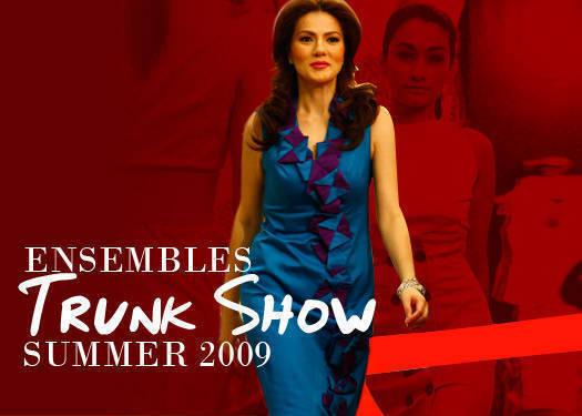 Ensembles Trunk Show 2009