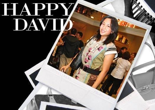 Happy David 1