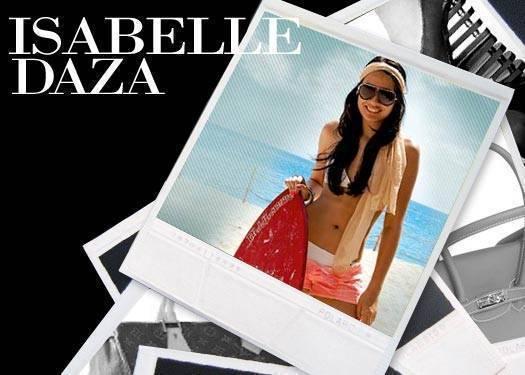 Isabelle Daza