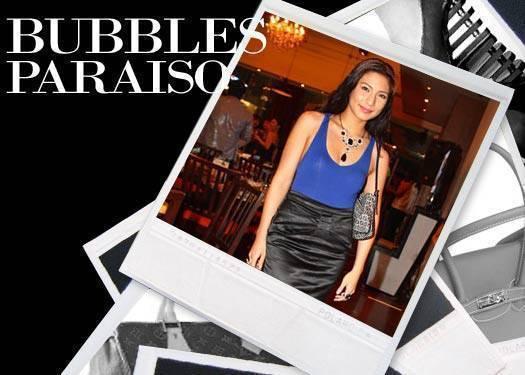Bubbles Paraiso