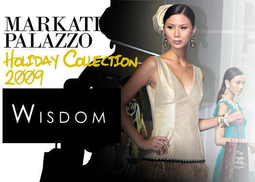 Markati Palazzo Holiday Collection: Wisdom