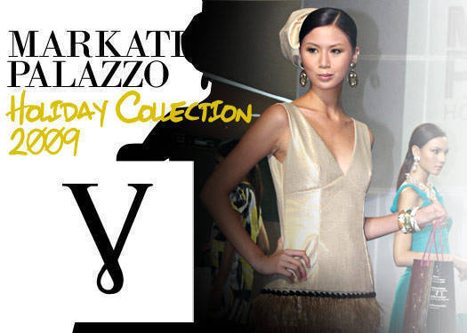 Markati Palazzo Holiday Collection: V Clothing