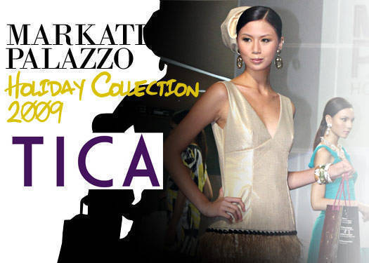 Markati Palazzo Holiday Collection: Tica