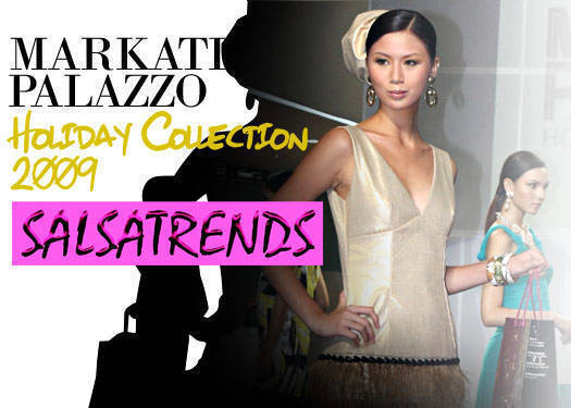 Markati Palazzo Holiday Collection: Salsa Trends