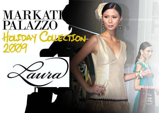 Markati Palazzo Holiday Collection: Laura