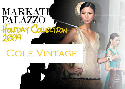 Markati Palazzo Holiday Collection: Cole Vintage