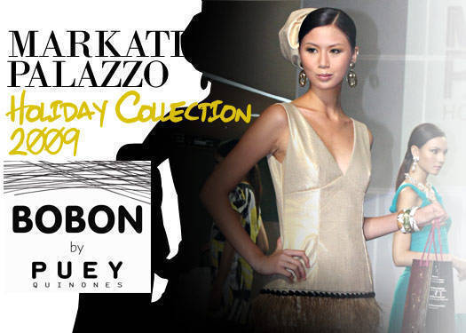 Markati Palazzo Holiday Collection: Bobon By Puey Quinones
