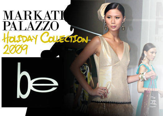 Markati Palazzo Holiday Collection: Be