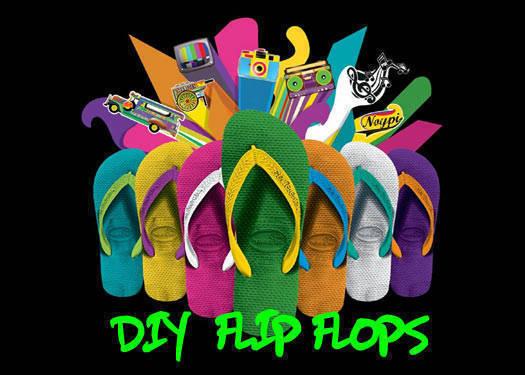 Diy Flip Flops 1