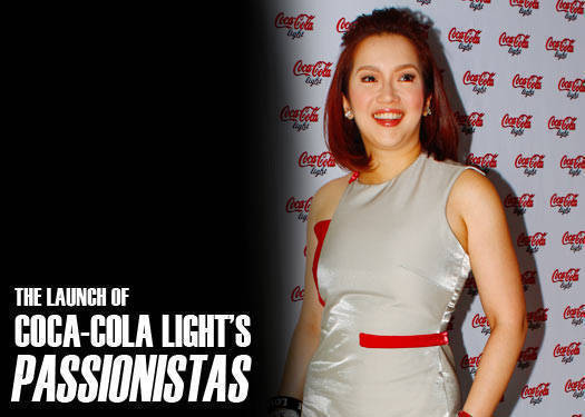 Coca-cola Light's Passionistas