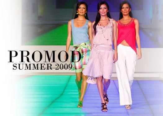 Promod Summer 2009
