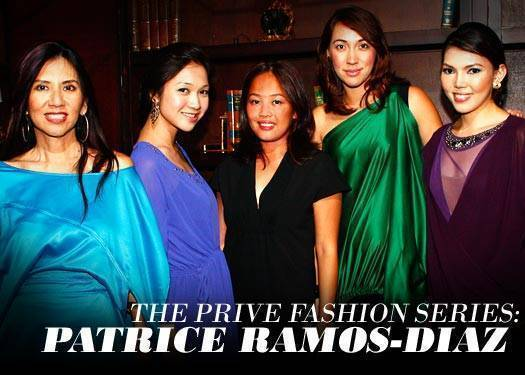 Prive Fashion Series: Patrice Ramos-diaz 1