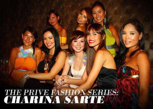 Prive Fashion Series: Charina Sarte 1