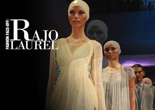 Fashion Face-off: Rajo Laurel