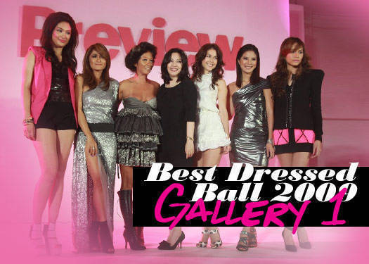 Preview Best Dressed Ball 2009 Gallery 1