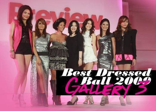 Preview Best Dressed Ball 2009 Gallery 3