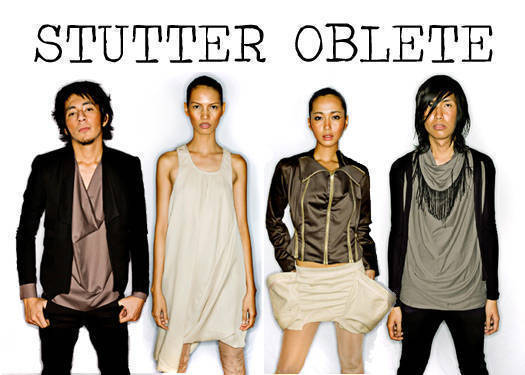 Gian Romano: Stutter Oblete Collection