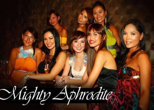 Charina Sarte: Mighty Aphrodite